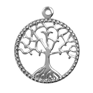 20mm Tree of Life Charm SP